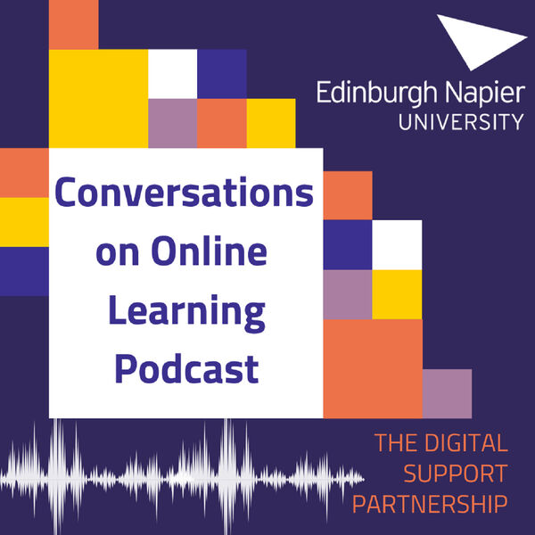 Conversations on online learning Podcast Artwork Image