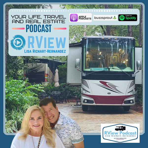 RView RV and Travel Adventures Podcast Artwork Image