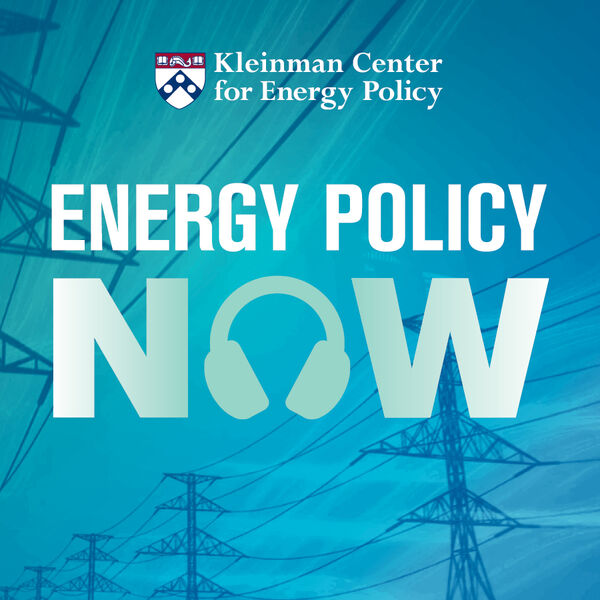 Energy Policy Now Podcast Artwork Image