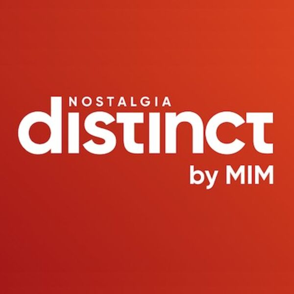 Distinct Nostalgia Podcast Artwork Image