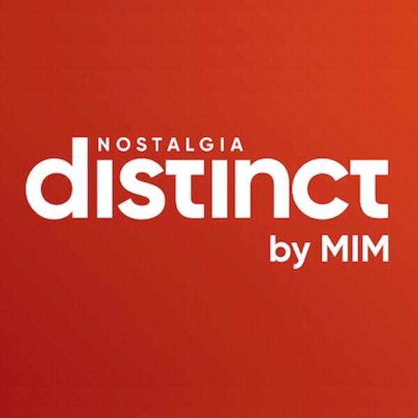 Distinct Nostalgia Podcast Artwork Image