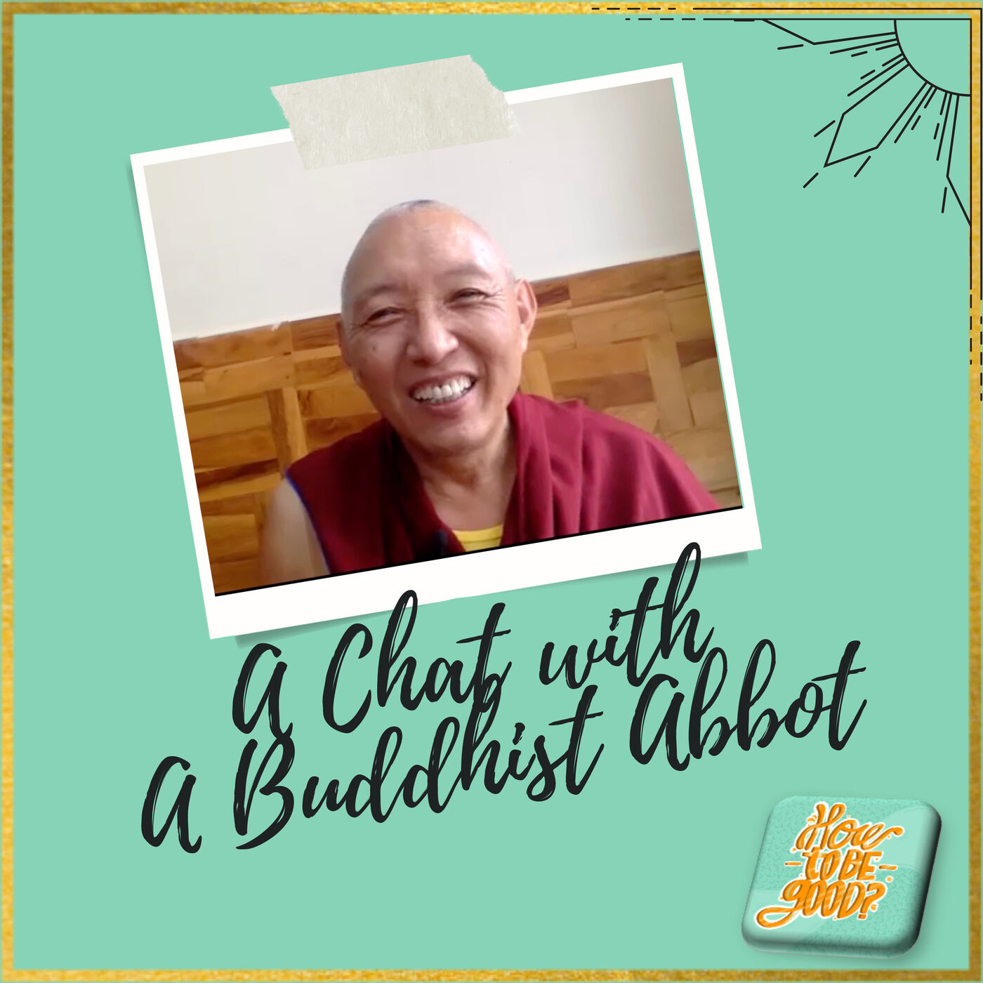 A Chat with a Buddhist Abbot