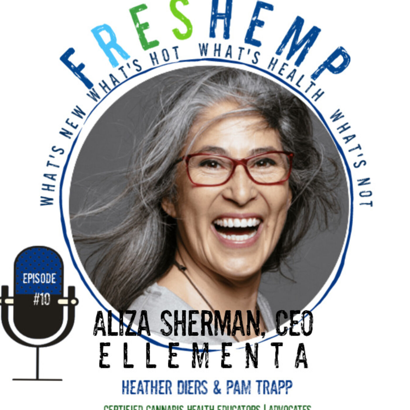 Aliza Sherman - Women Driving the Cannabis Health Revolution