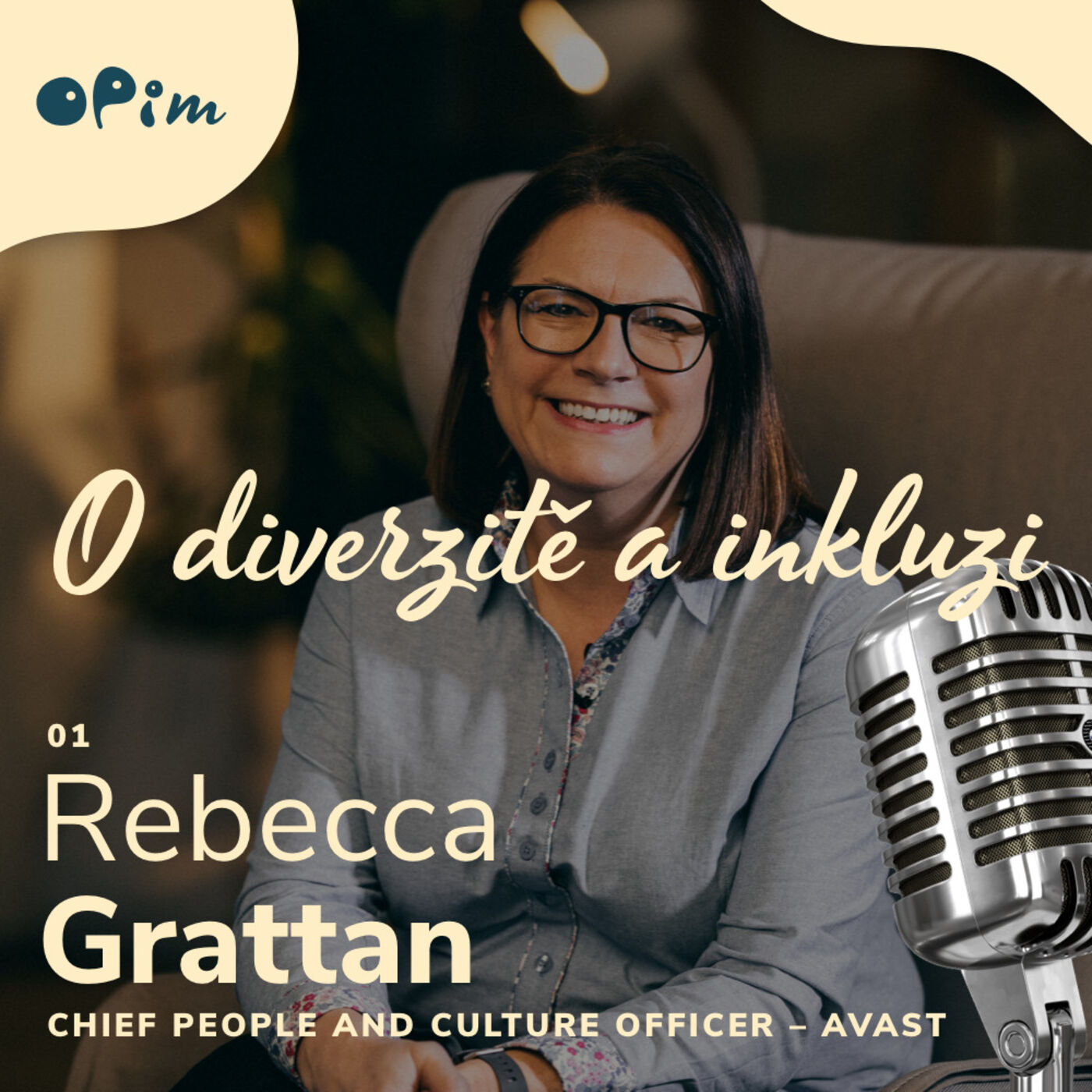 01: Rebecca Grattan: how personal experience shaped my views on importance of D&I that led to my professional carrier and dreamed job at Avast