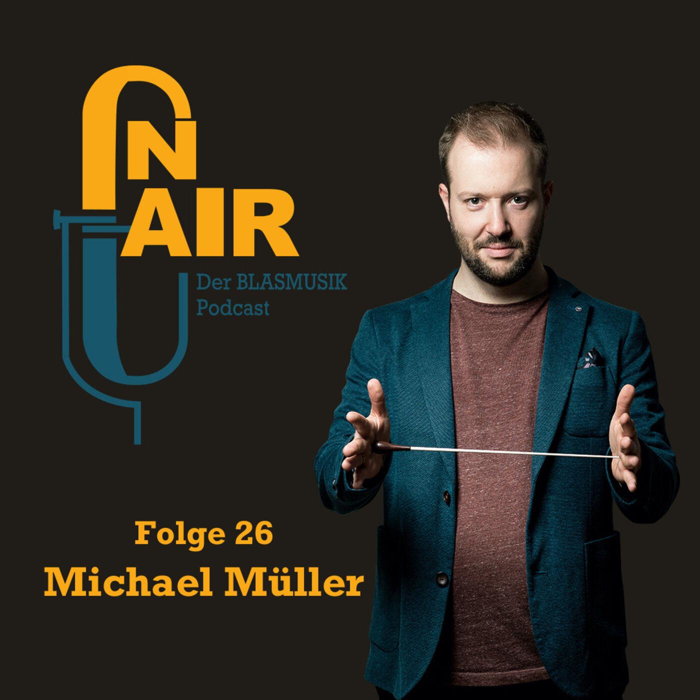 Michael Müller - In der Musik habe ich etwas gefunden, das mich glücklich macht und herausfordert