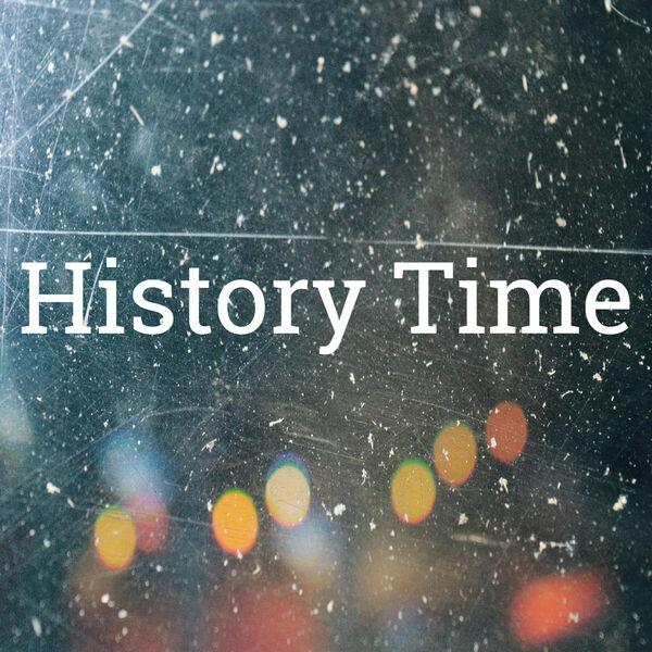 History Time Podcast Artwork Image