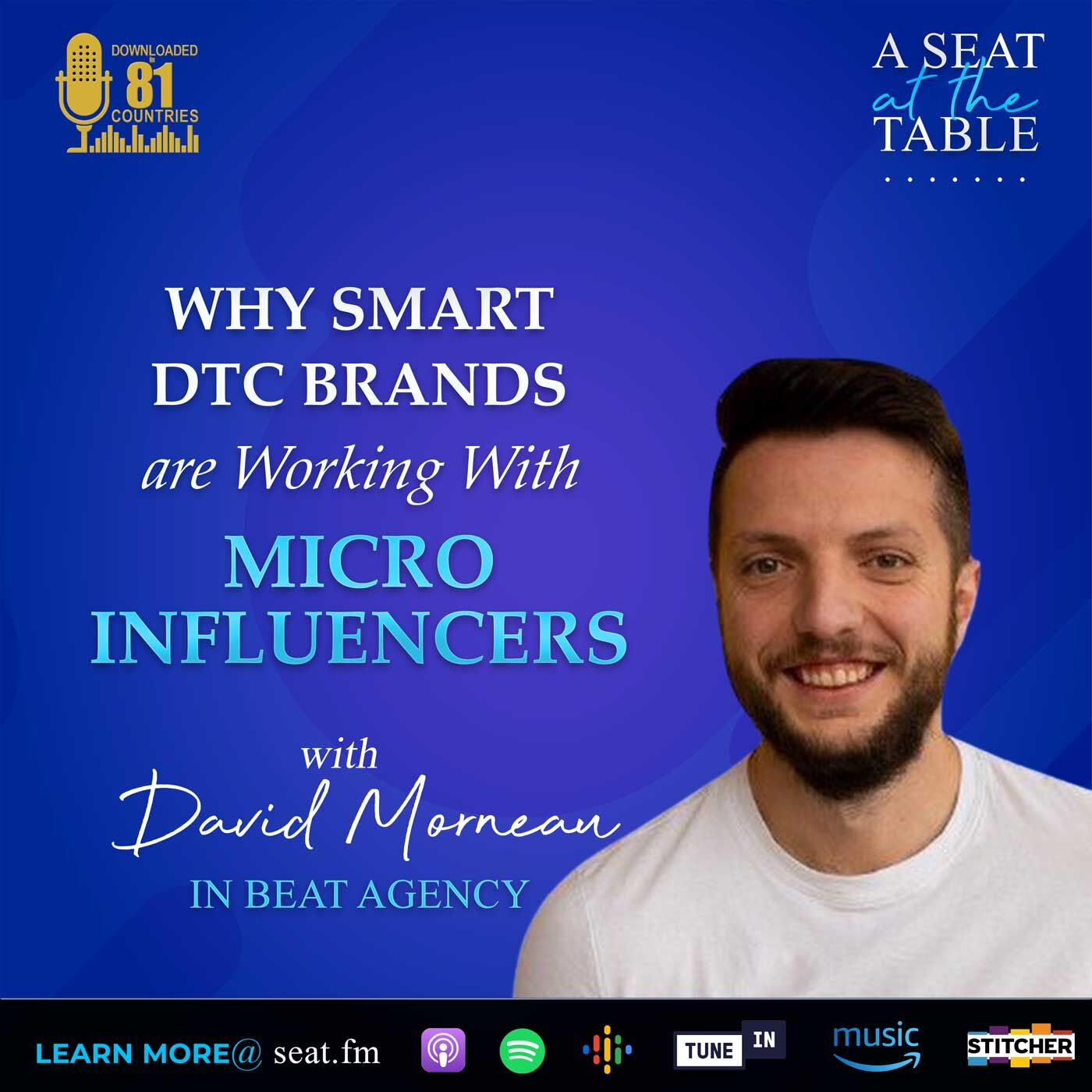 Why Smart DTC Brands are Working with Micro Influencers