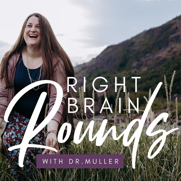 Right Brain Rounds Podcast Artwork Image