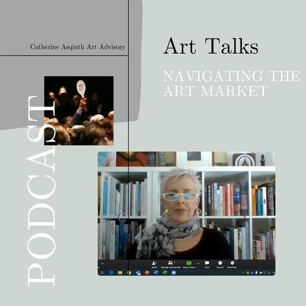 Art Talks Podcast Artwork Image