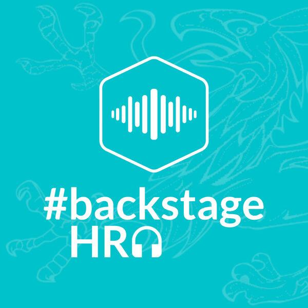 #backstageHRO Podcast Artwork Image