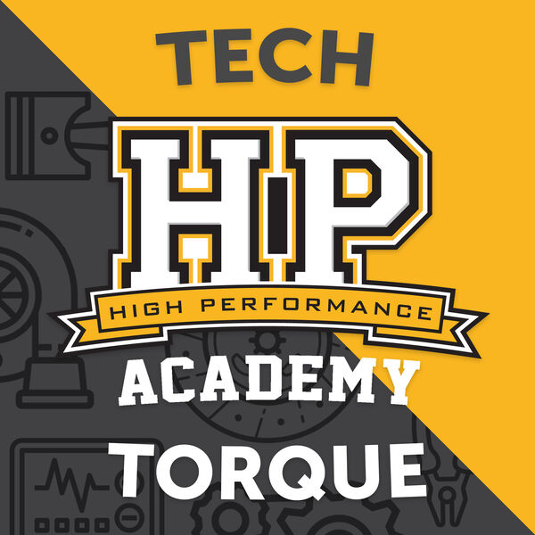 Tech Torque Podcast Artwork Image
