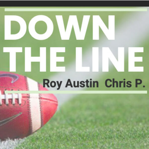 Down The Line Podcast Artwork Image