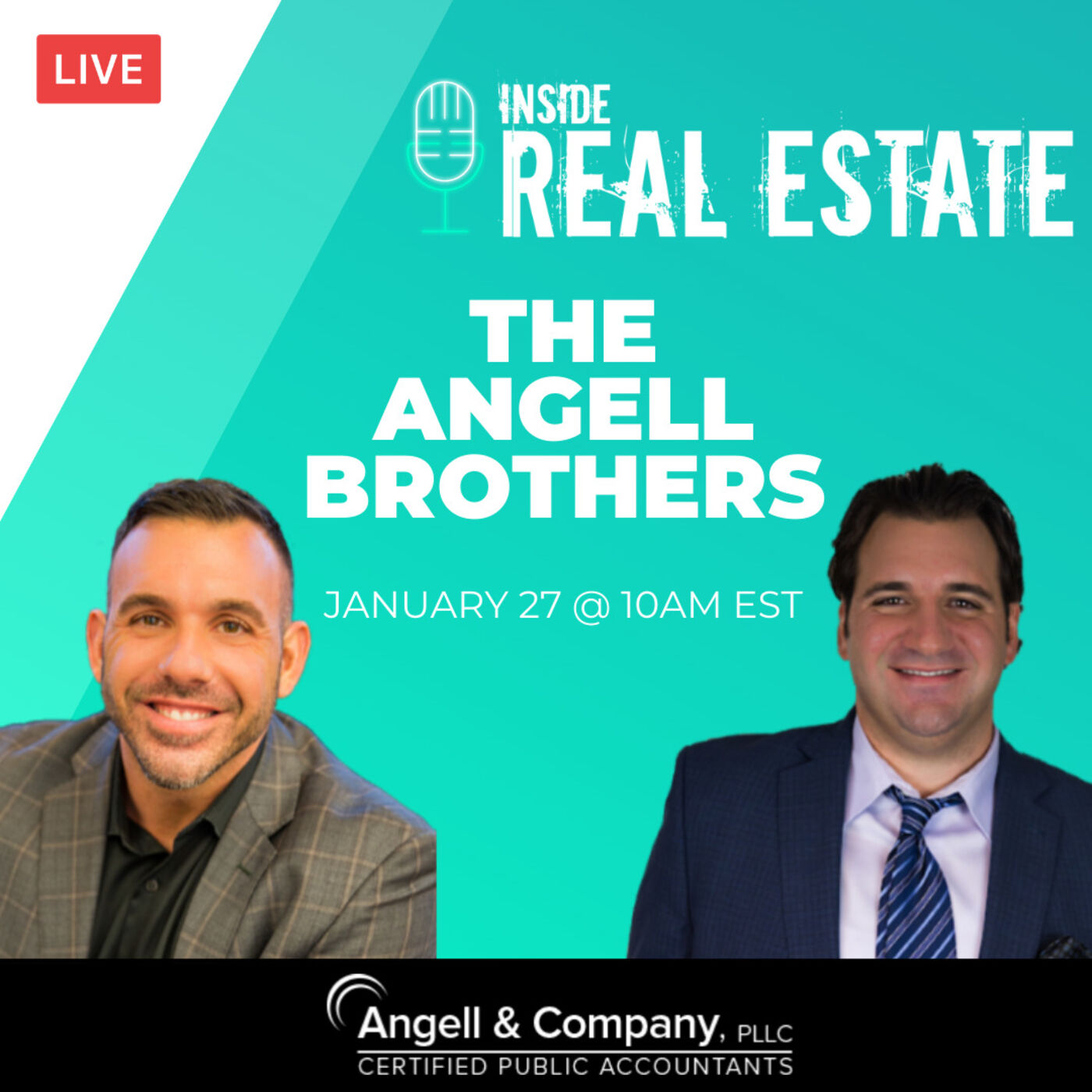 Joe and Jon Angell, Angell and Company - 2021 Tax Year: What You Need to Know
