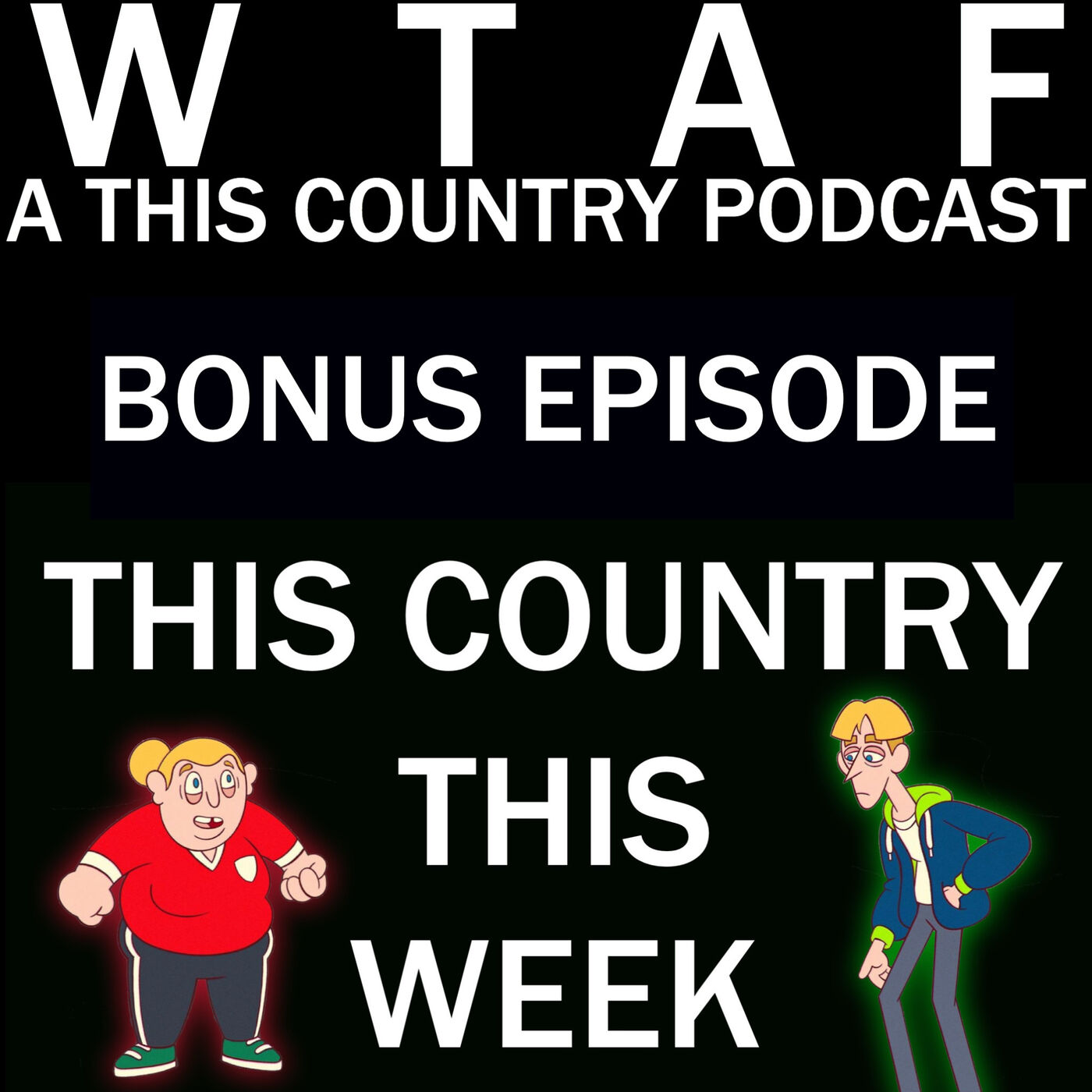 BONUS  - Patreon Exclusive Show -This Country, This Week' Audio