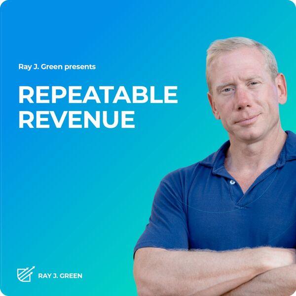 Repeatable Revenue Podcast Artwork Image