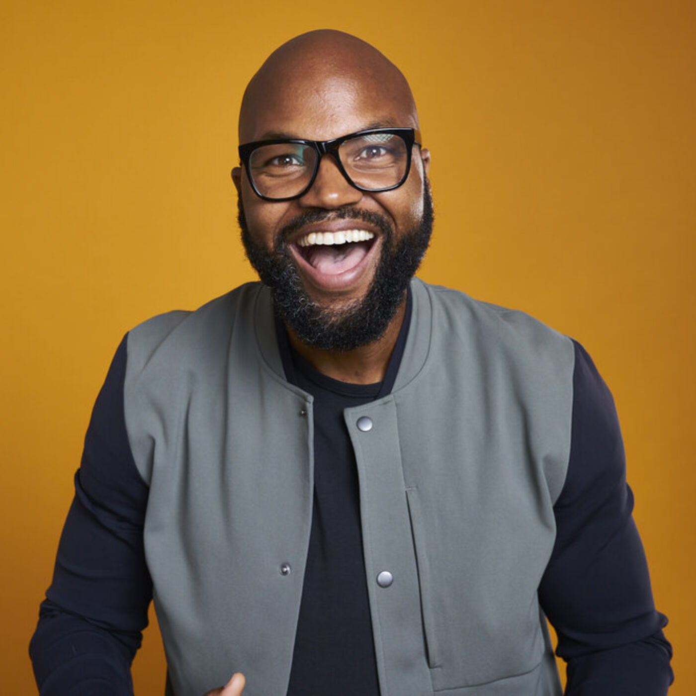 Episode 58 with Leo Flowers - Comedian, Podcaster, Life Coach