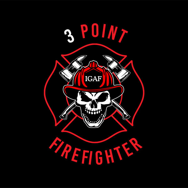 3 Point Firefighter Podcast Artwork Image