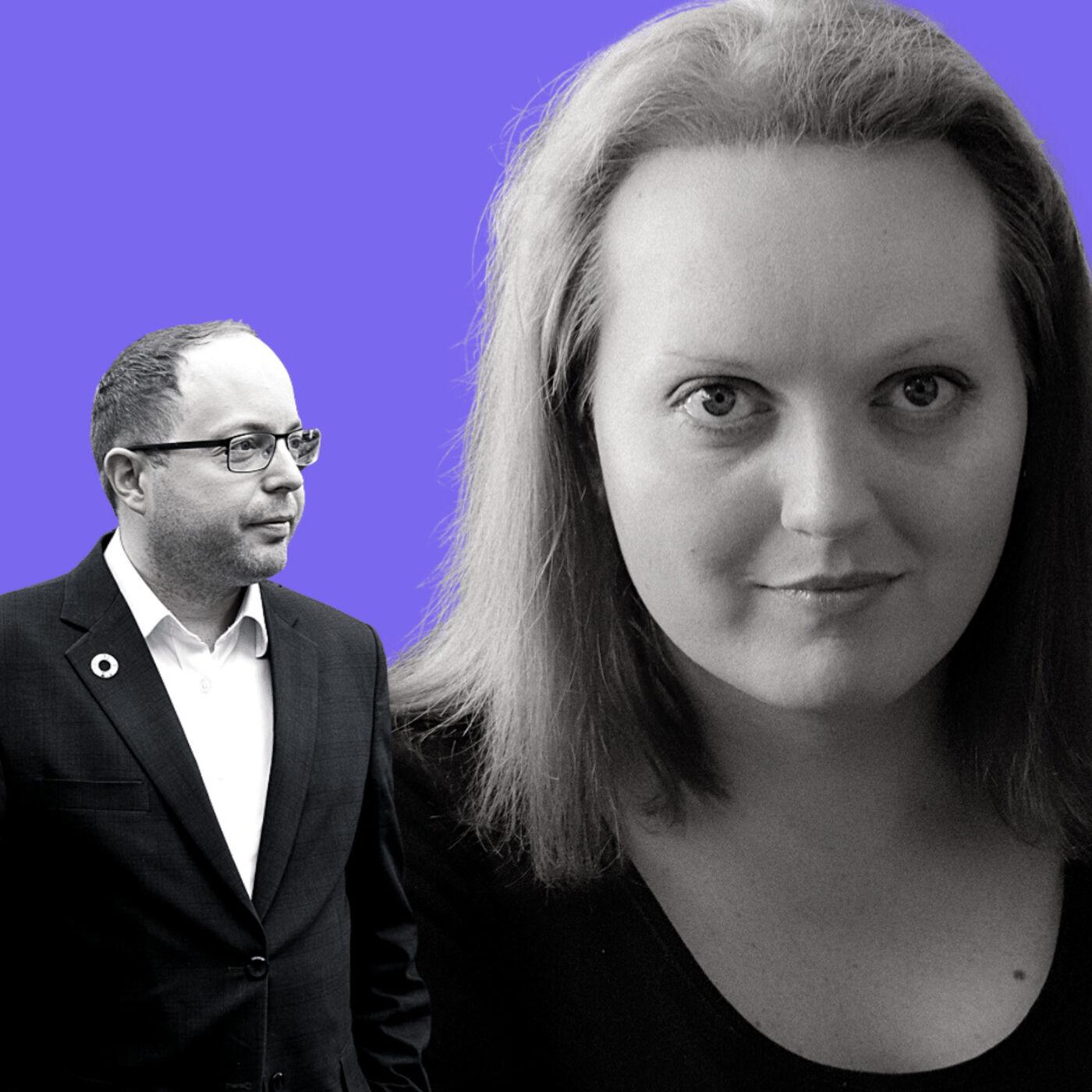 Kosningar 2018 - Alexandra Briem og Smári McCarthy