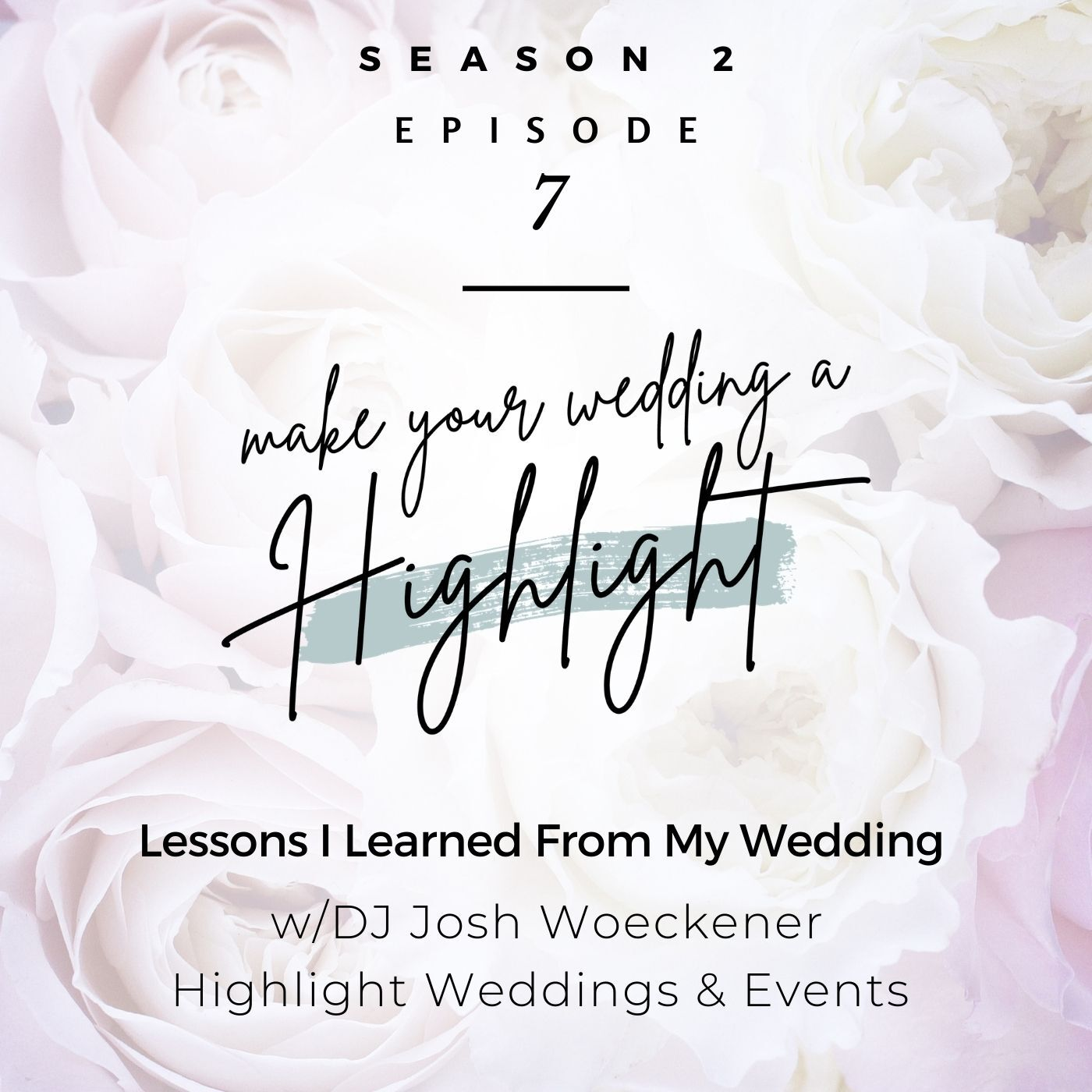 Lessons I Learned From My Wedding