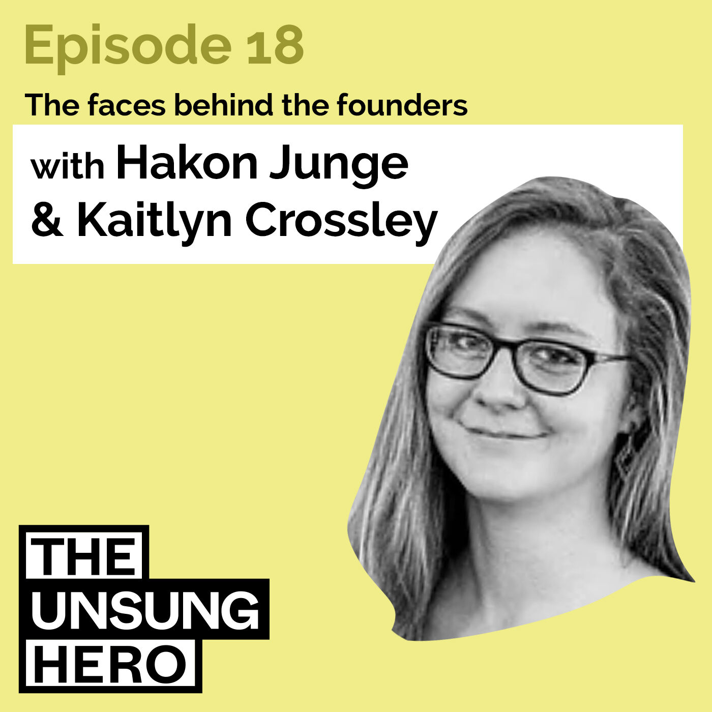 """Episode 18: """"How To Establish Healthy Boundaries As An Early Employee"""" with Kaitlyn Crossley (Previously with Monolith AI)"""