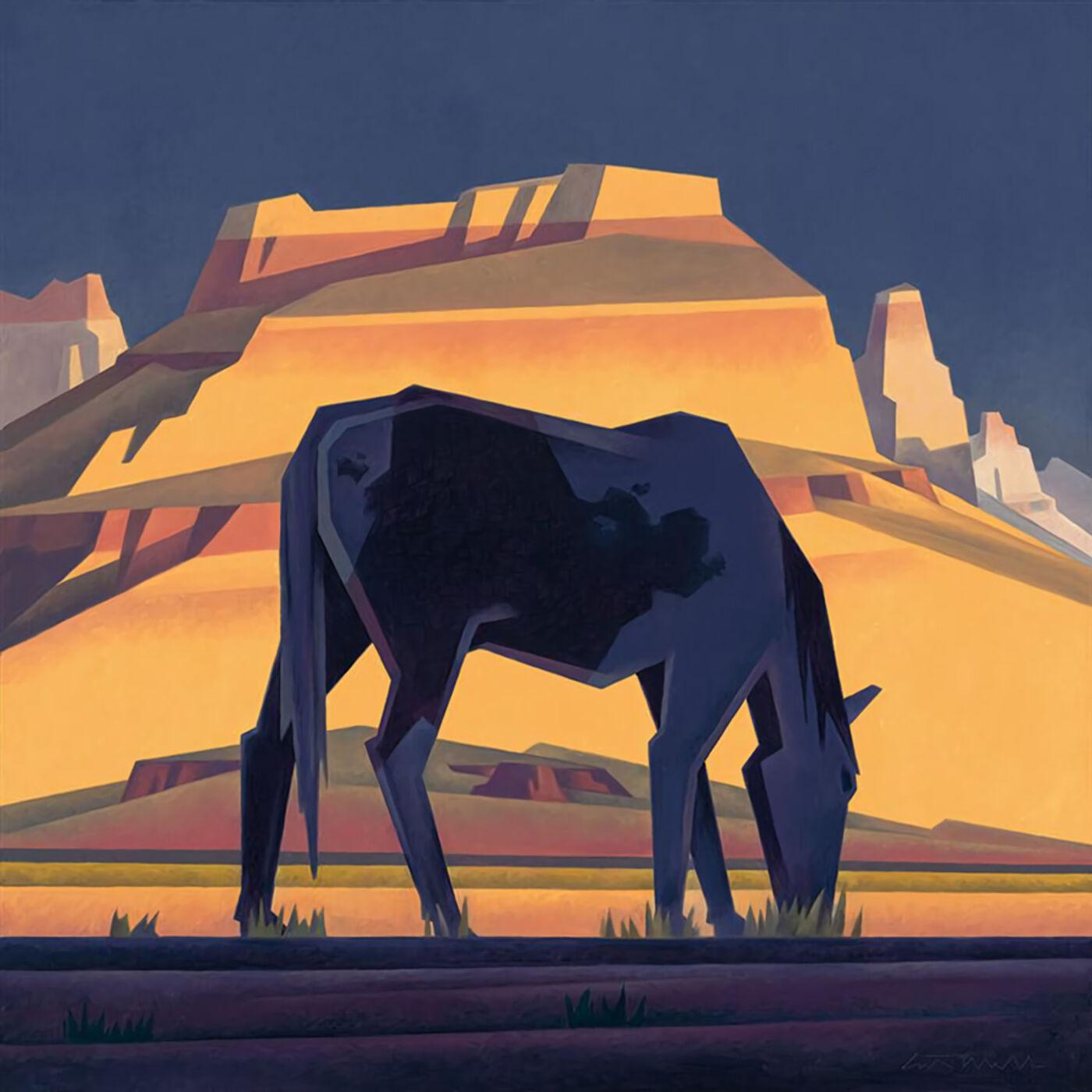 Ed Mell: Celebrated Arizona Artist (Part Two) - Epi. 153, Host Dr. Mark Sublette