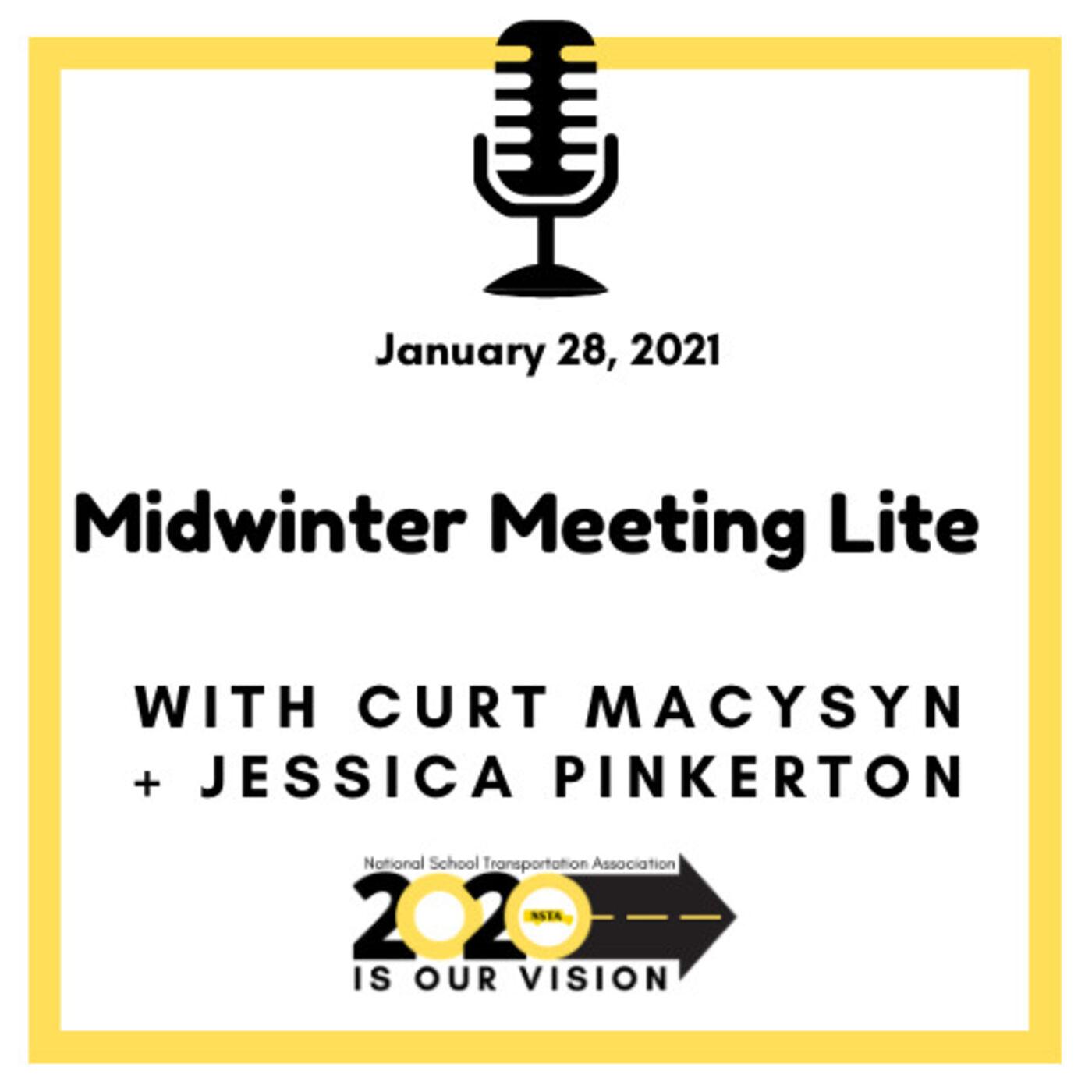Midwinter Meeting Lite | Jessica Pinkerton, Member Services Coordinator, NSTA
