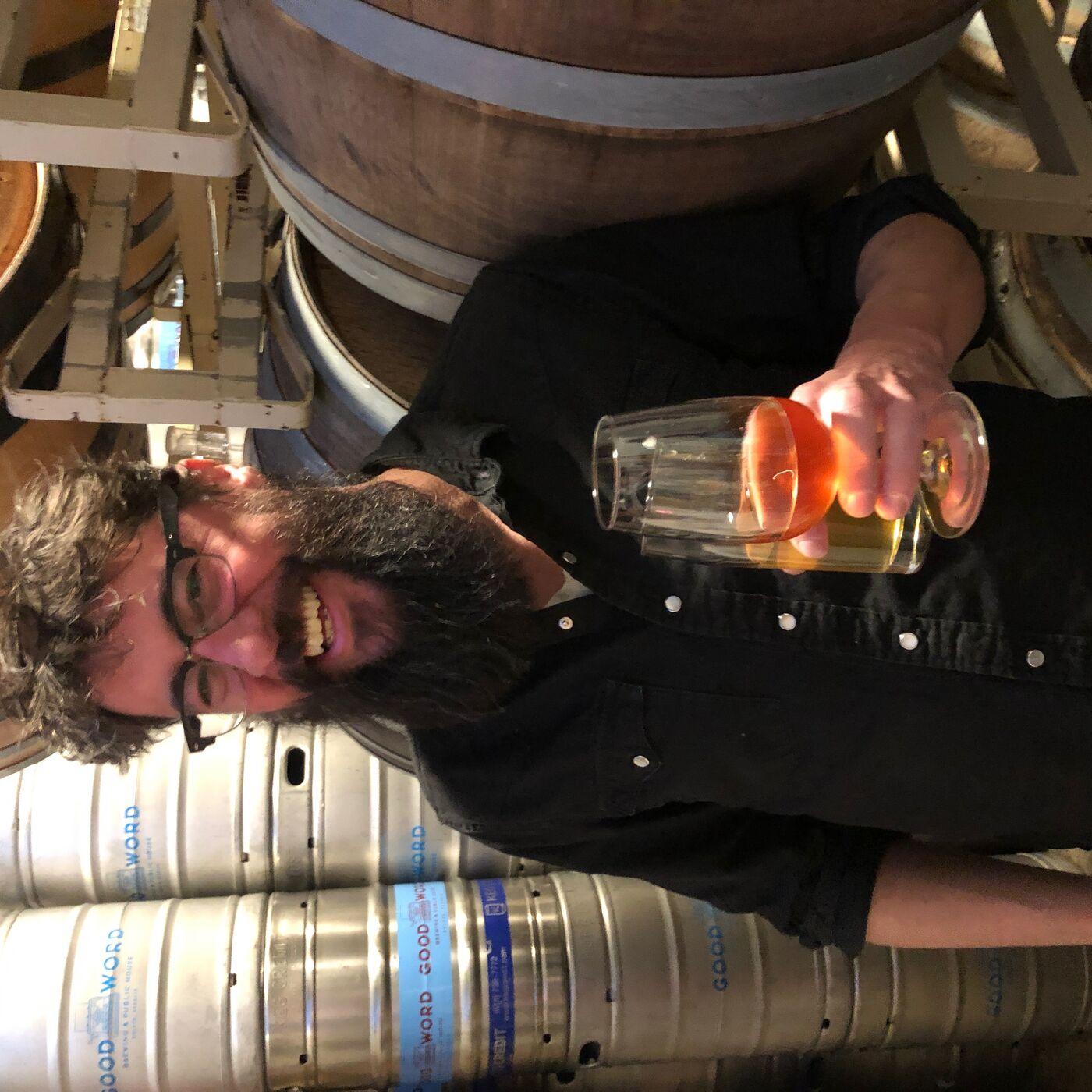 GUEST: Rett Murphy, co-owner/distiller, Eda Rhyne Distilling Company