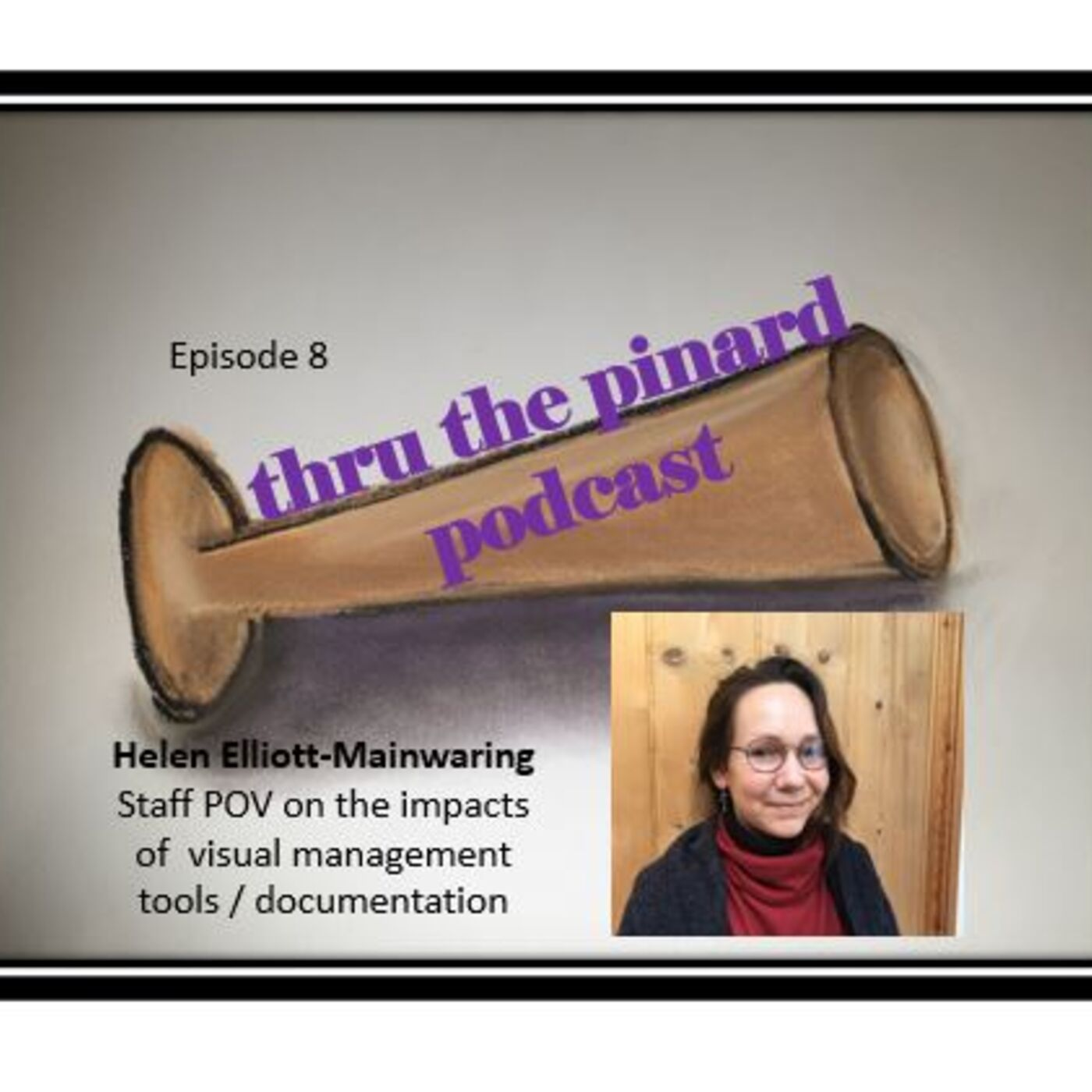 Episode 8 - Helen Elliott-Mainwaring & The role of visual management tools for the coordination of teams in healthcare