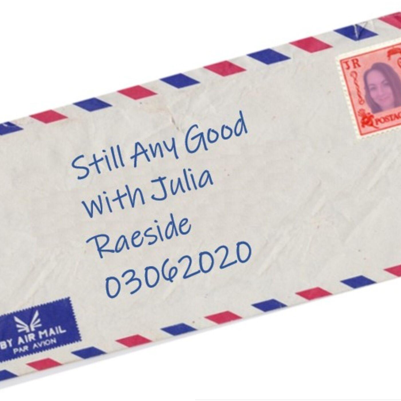 51. Dead Letter Office (w. Julia Raeside)