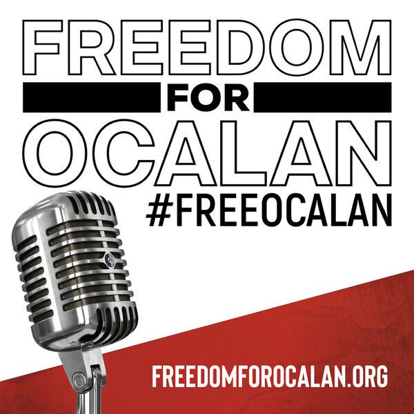 Freedom for Ocalan Podcast Artwork Image