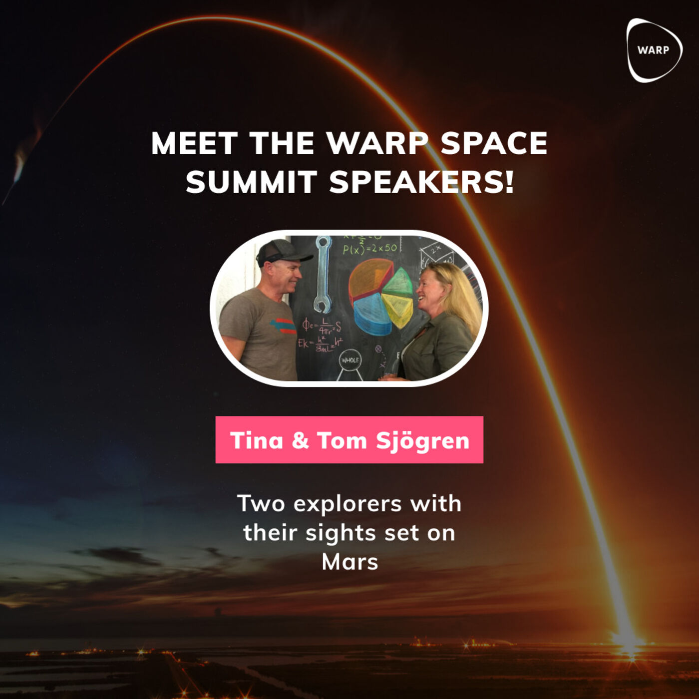 🚀 Two explorers that founded a rocket company - aiming for Mars