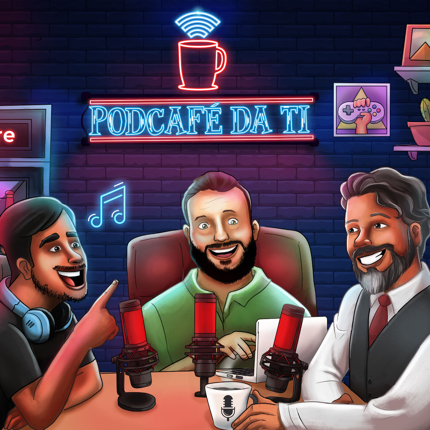 Podcast artwork