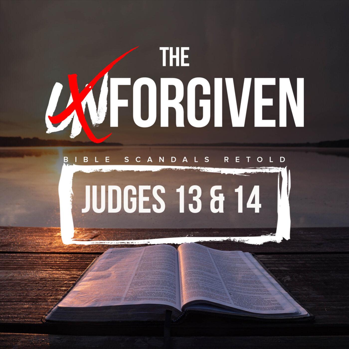 Bible Narration- Samson (Part 1) - Judges 13 & 14