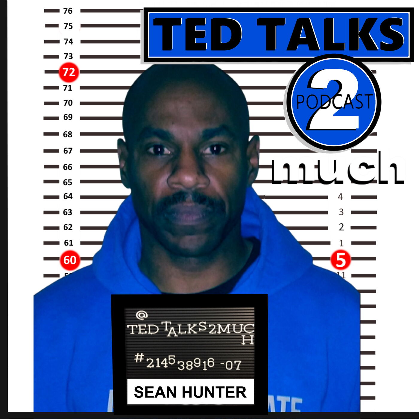 TED TALKS 2 Sean Hunter (WAY 2 much)... about Comedy, Cultural Misappropriation & Childhood violence