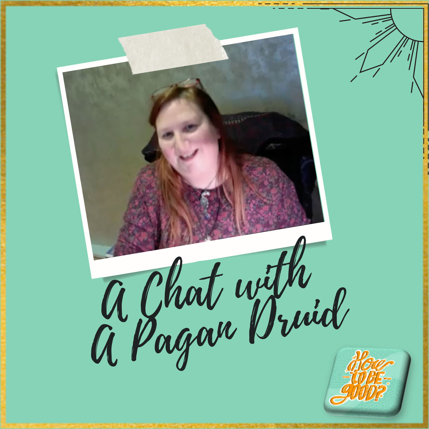 A Chat with a Pagan Druid