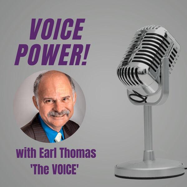 VOICE POWER Podcast Artwork Image