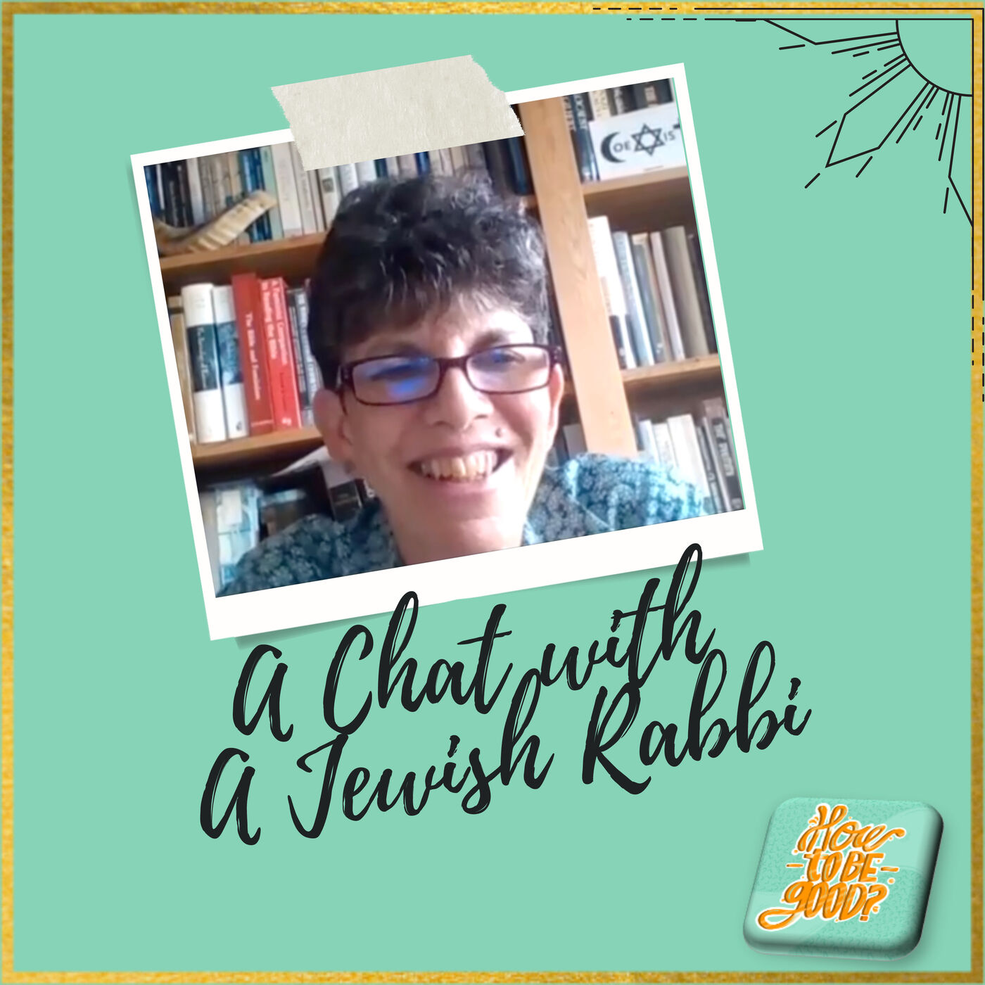 A Chat with a Jewish Rabbi