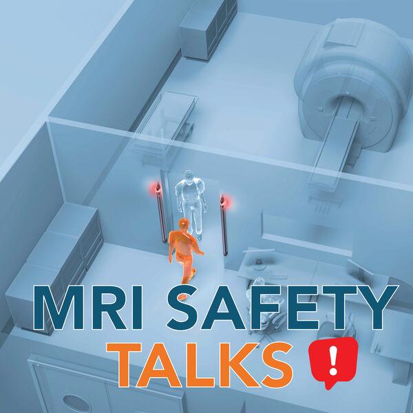 MRI Safety Talks Podcast Artwork Image