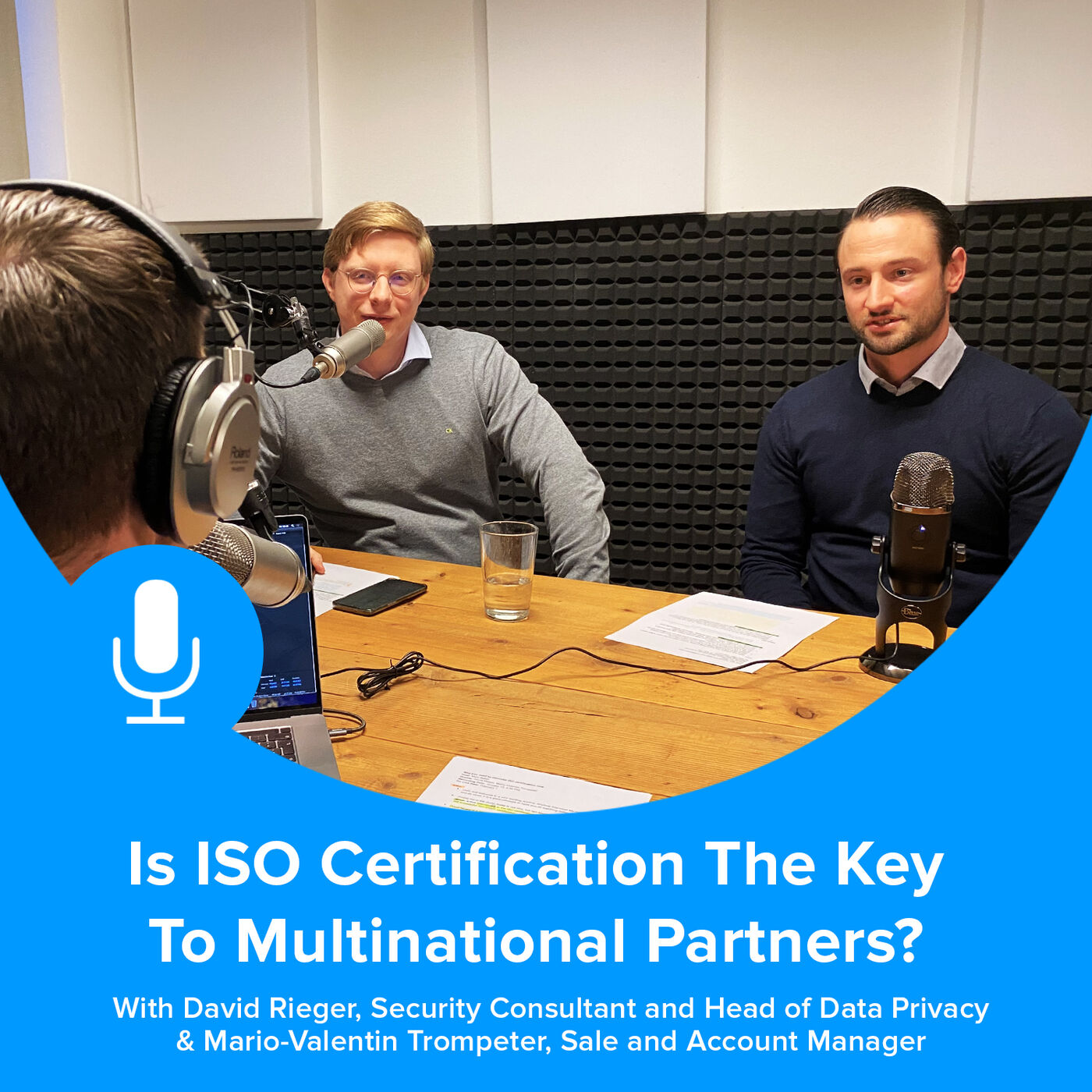 Is ISO Certification The Key To Multinational Partners? // Anyline, Anytime