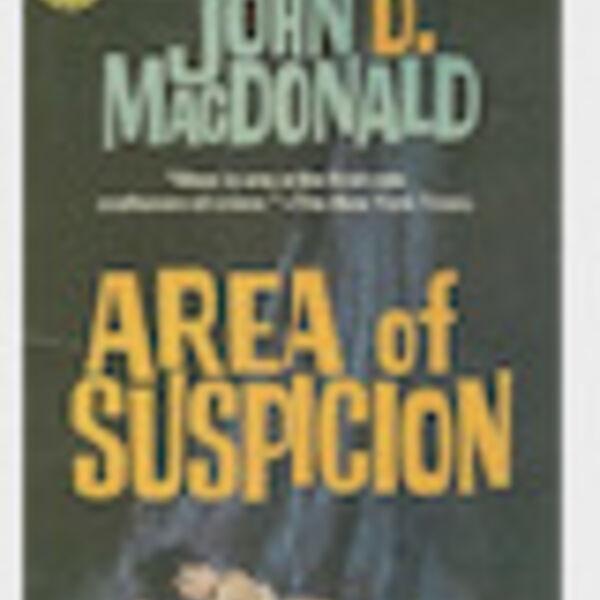 Area of Suspicion Podcast Artwork Image