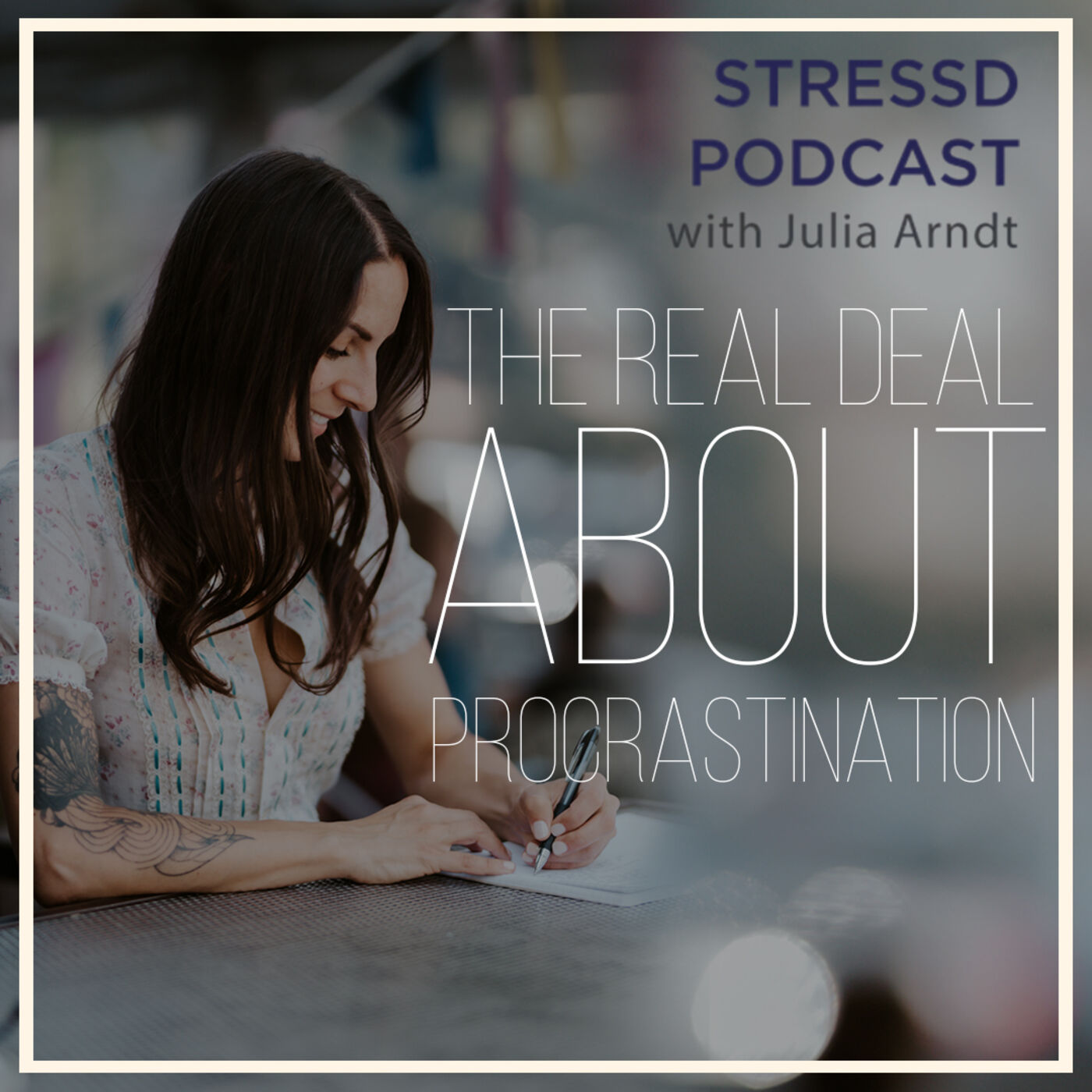 The Real Deal About Procrastination [INTERVIEW]