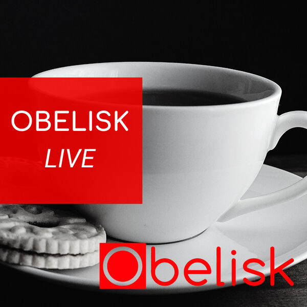 Obelisk Live Podcast Artwork Image