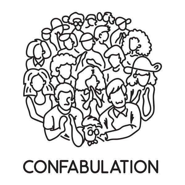 Confabulation Podcast Artwork Image