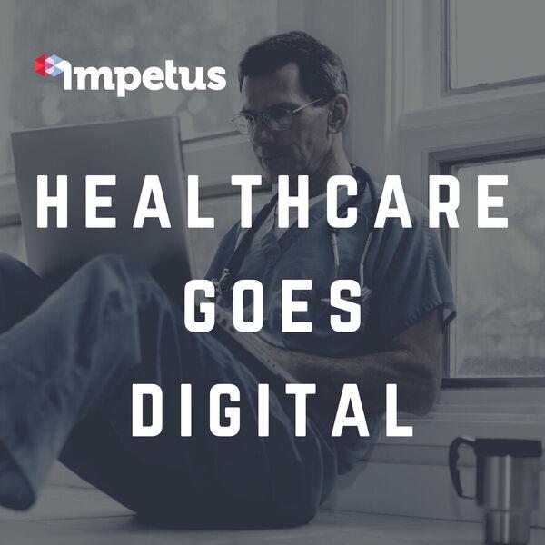 Healthcare Goes Digital Podcast Artwork Image