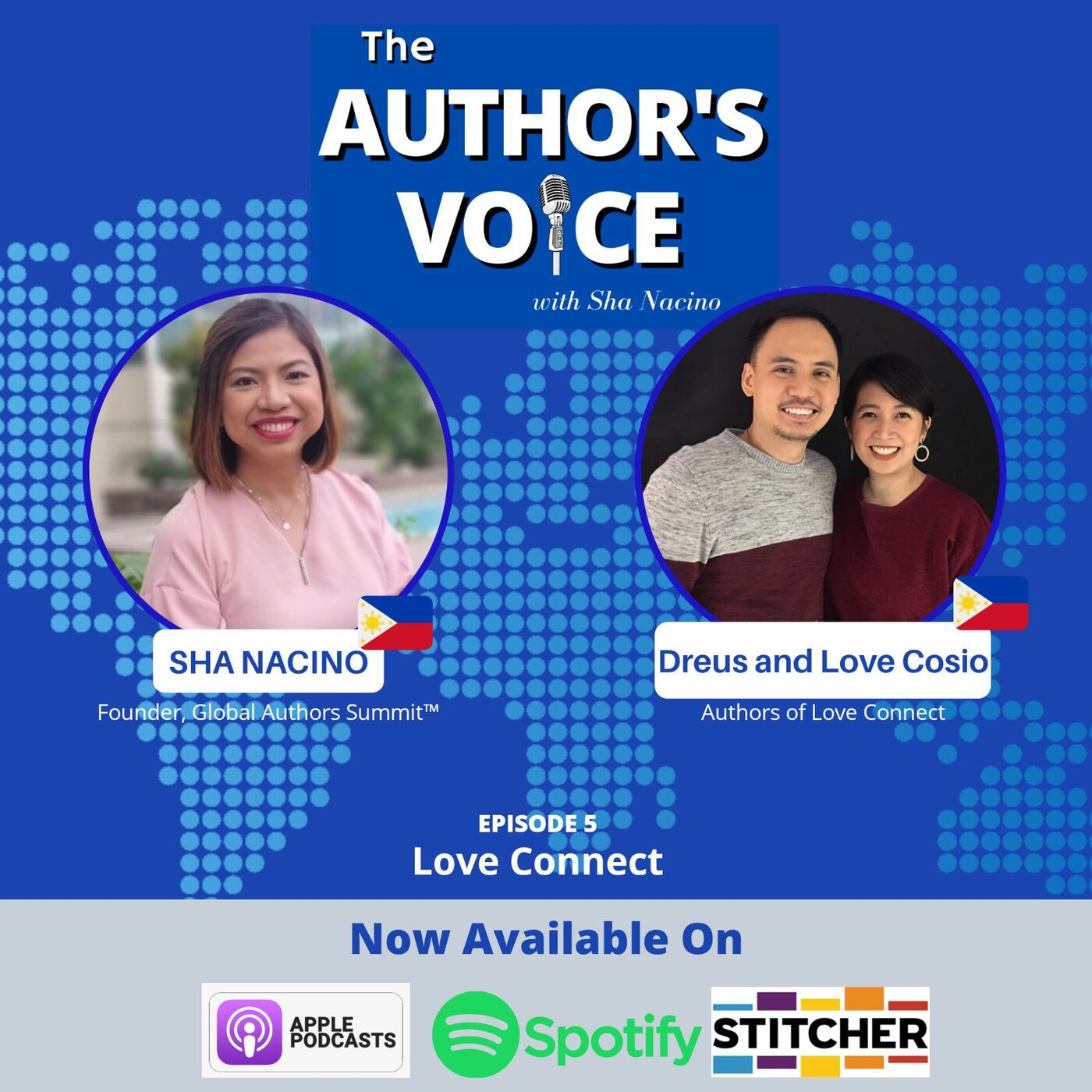 TAV 005 : Love Connect with Dreus and Love Cosio