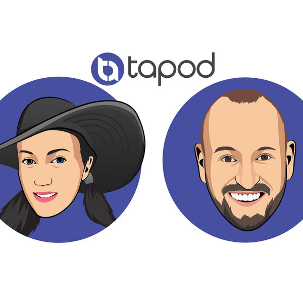 TaPod - We Talk Talent Acquisition. Podcast Artwork Image