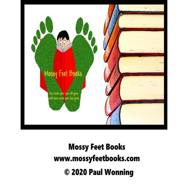 Mossy Feet Books - History, Gardening and Fiction Podcast Artwork Image