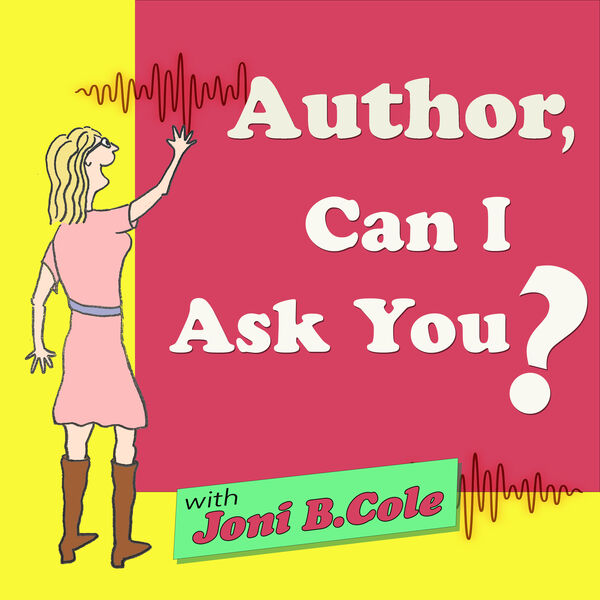 Author, Can I Ask You? Podcast Artwork Image