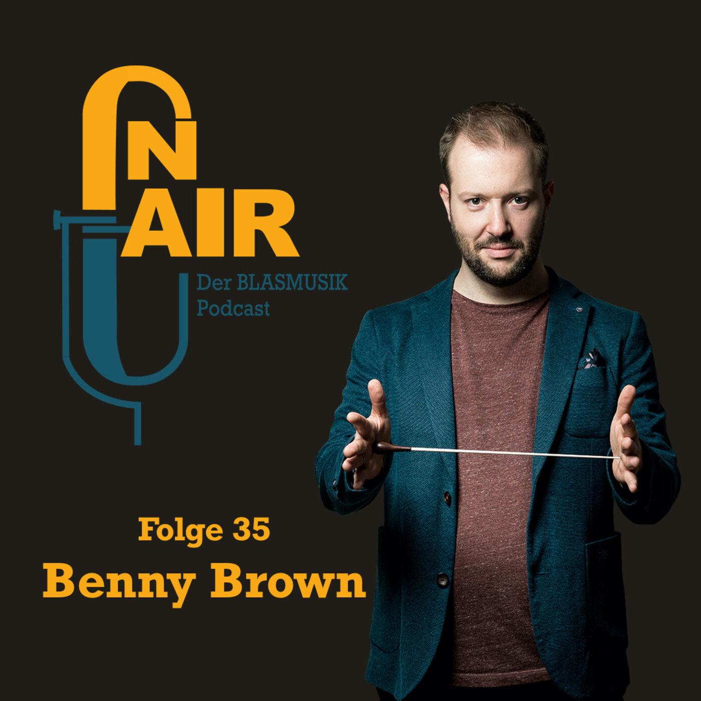 Benny Brown - Das Allroundtalent: Von Leadtrompeter bis Klassik