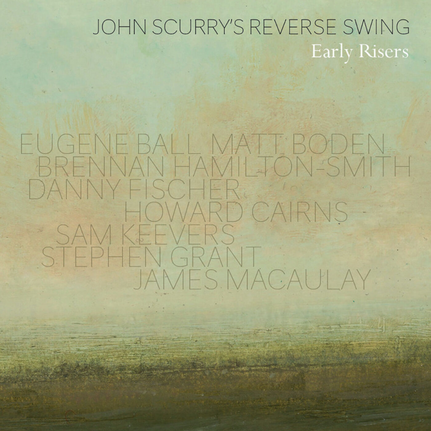 """Episode #14: John Scurry Interview and release """"Early Risers"""", Sam Anning"""